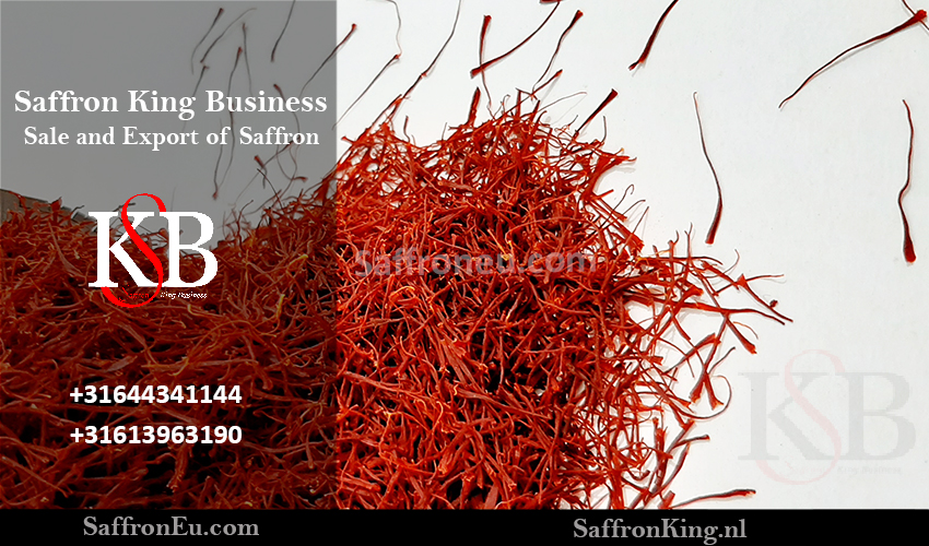 Export of saffron to China