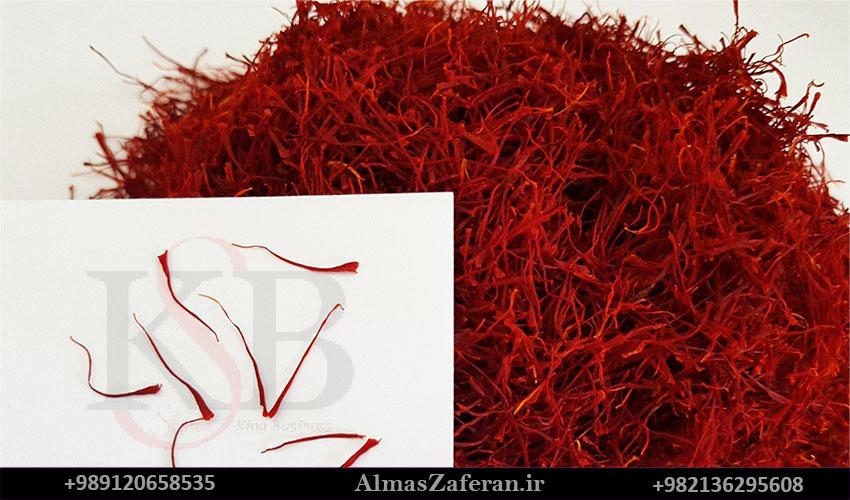 قیمت زعفران در چین