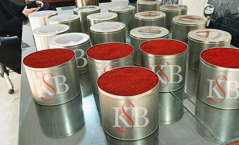 فروش زعفران ایرانی در خارج از کشور