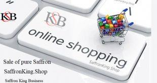 خرید آنلاین زعفران در آلمان